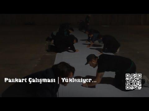 Üni Hodri Meydan Pankart Çalışması | ÜNİ HODRİ MEYDAN