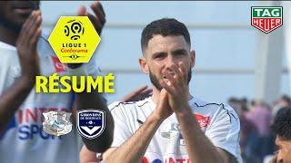 Amiens SC - Girondins de Bordeaux ( 0-0 ) - Résumé - (ASC - GdB) / 2018-19