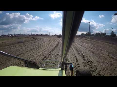 "Hot Laps Miami County Speedway ""The Mac"" 8-6-2016"