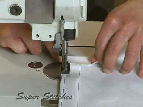 Banner Sewing With Super Stitches YouTube Stunning Super Stitch Sewing Machines