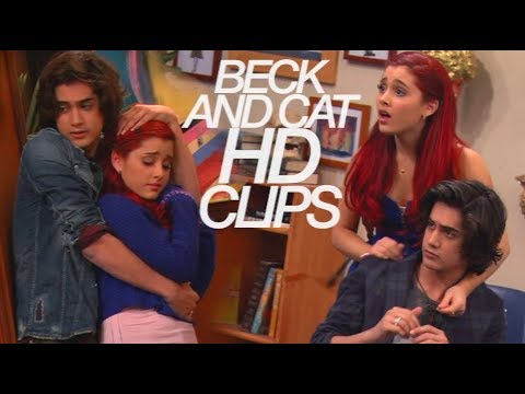 hd clips of beck and cat