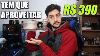 VÁRIOS BRASILEIROS ESTÃO COMPRANDO ESSA GPU NO ALIEXPRESS