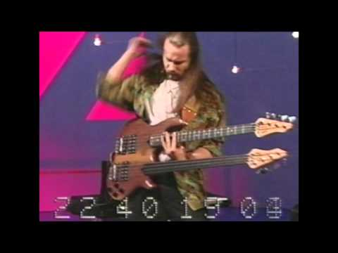 Jonas Hellborg Group - Look (on Swedish TV 1990)