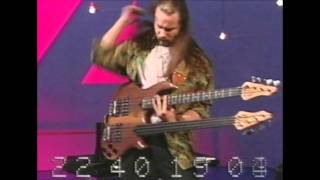 Jonas Hellborg Group - Look (on Swedish TV 1990)