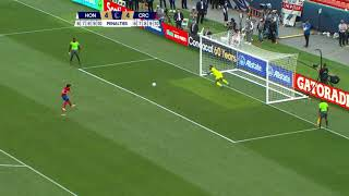 Highlights: Honduras vs. Costa Rica - Liga de Naciones CONCACAF