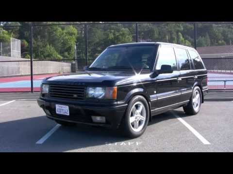 2002 Range Rover Test Drive and Review