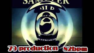 Beat maker Union Sampler - 9(Хип хоп,рэп минуса).mp4