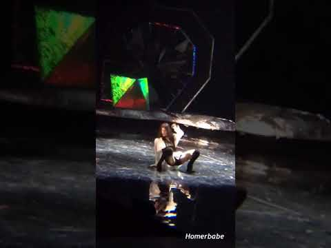 171201 MAMA HK - Red Velvet SEULGI 'I Just' remixed solo dance (w/ NCT Taeyong) FANCAM