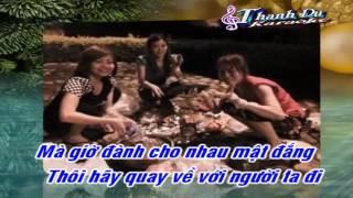 karaoke o le cuộc tnh remix beat organ key love karaoke by thanh du