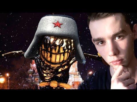 БЕНДИ на РУССКОМ ЯЗЫКЕ?! ЧЕРНИЛЬНАЯ МАШИНА ПРОХОЖДЕНИЕ BENDY AND THE INK MACHINE RUS ОБЗОР ОЗВУЧКИ