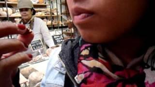 Eataly New York - Bread Samplings - 21/10/10
