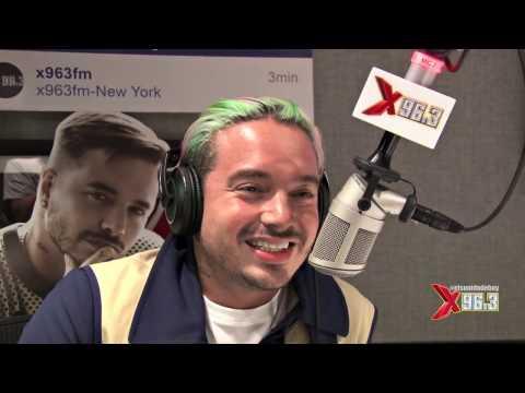 X96.3 DJ Lobo La Zona X con J Balvin