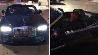 Lonzo Ball Buys Lavar Ball and mom Tina a $400,000 Rolls Royce for Christmas