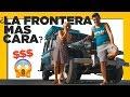 ¿La ??FRONTERA?? más cara ???? de Argentina a Alaska? | Cruce de Frontera Costa Rica Nicaragua