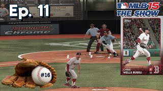 MLB 15 The Show (PS4) Road To The Show SP Ep. 11 | Finding My Zone