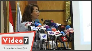 وزيرة التضامن: لازم نعترف ان شبابنا فى خطر و