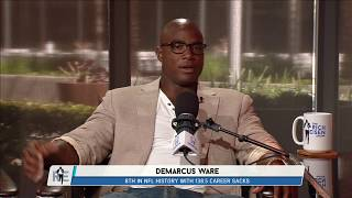 Super Bowl Champion DeMarcus Ware Joins the Rich Eisen Show In-Studio | Full Interview | 6/28/17
