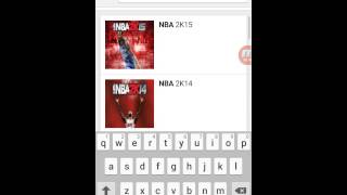 How to download and install nba2k14 for android