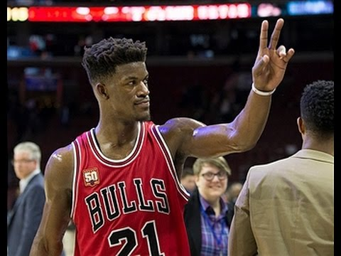 2016 All-Star Top 10: Jimmy Butler