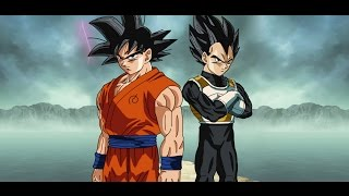 Dragon Ball Super AMV | Whis trains Goku & Vegeta |