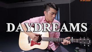 DAYDREAMS - Soobin Hoàng Sơn ft. BigDaddy - Hướng dẫn đệm hát