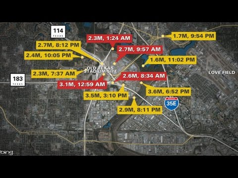 Earthquake : 11 Earthquakes jolt North Texas in a 24 hour time span (Jan 08, 2015)