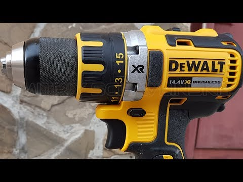 DeWALT DCD732D2 / Бесщеточный аккумуляторный шуруповерт