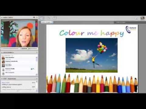 Oxford Webinar: Colour me happy