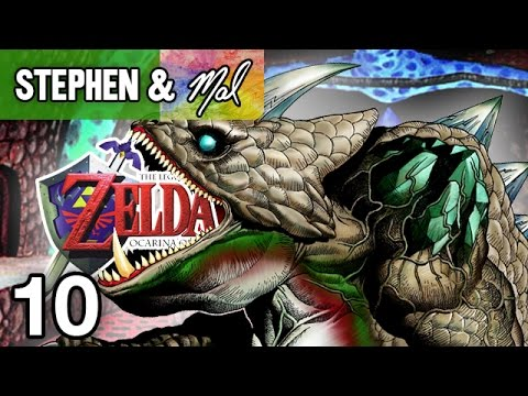 Zelda: Ocarina of Time #10 -