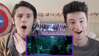 Avengers 4: Endgame | Trailer | Our Reaction