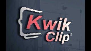 Kwik Clip Holiday Light Hangers   YouTube