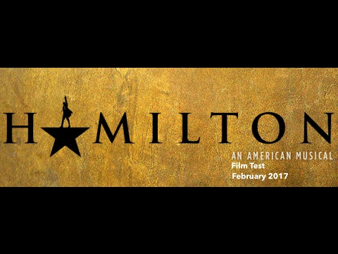 Hamilton: An American Musical (Wait For it: The Alejo Patten Film Concept)