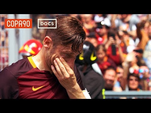 Francesco Totti | Rome's Emotional Farewell to Their Favourite Son