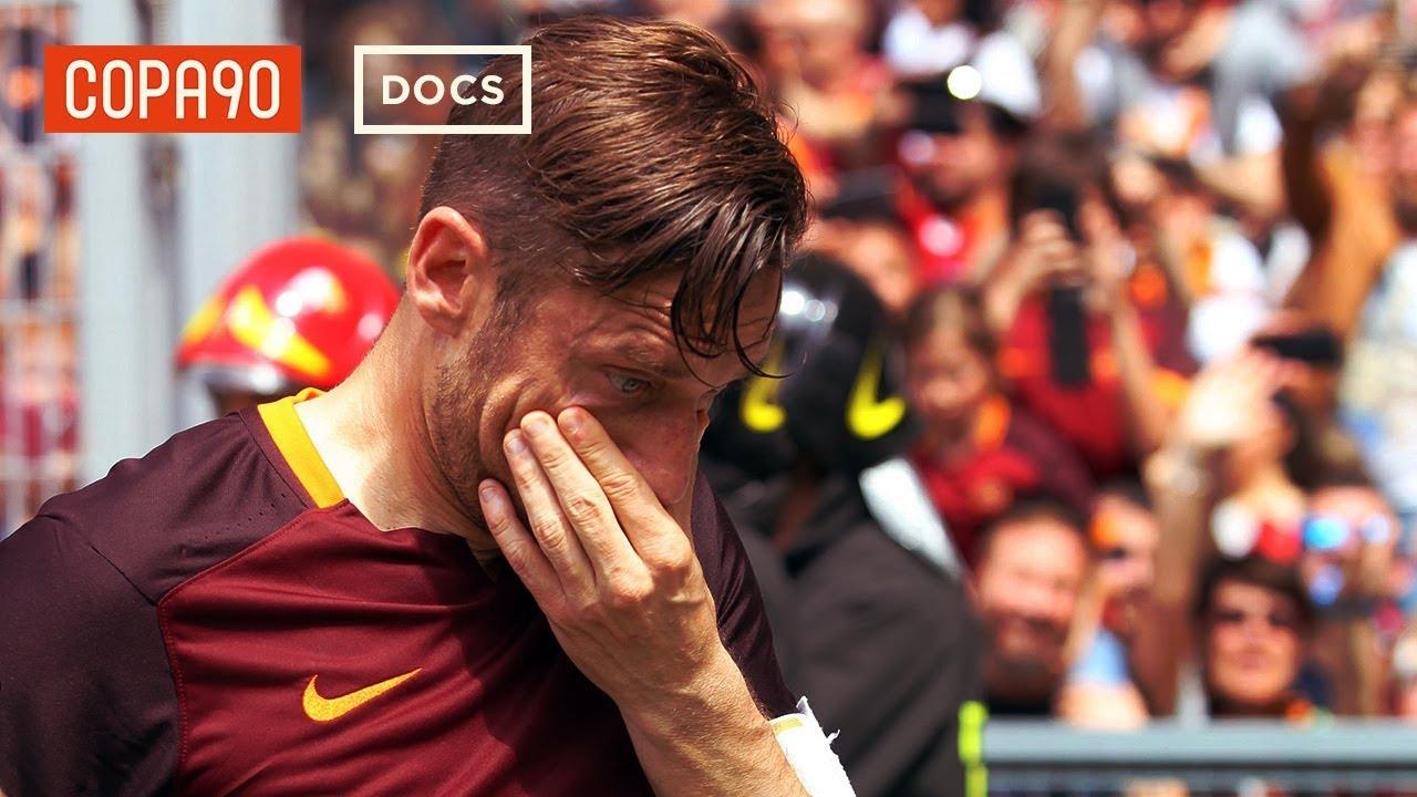 Francesco Totti   Rome's Emotional Farewell to Their Favourite Son