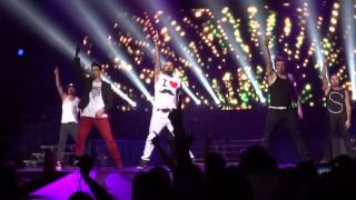 Backstreet boys - In a world like this tour - Larger than life - live - Zenith  Paris