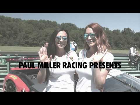 Paul Miller Racing Wins 1st Place at Virginia International Raceway