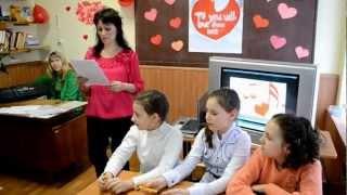 Урок англійської мови в 5 кл. Вчитель - Приходченко T.А.