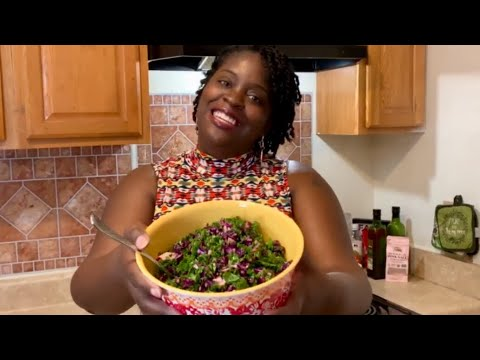 How To Make A Tasty Kale Salad