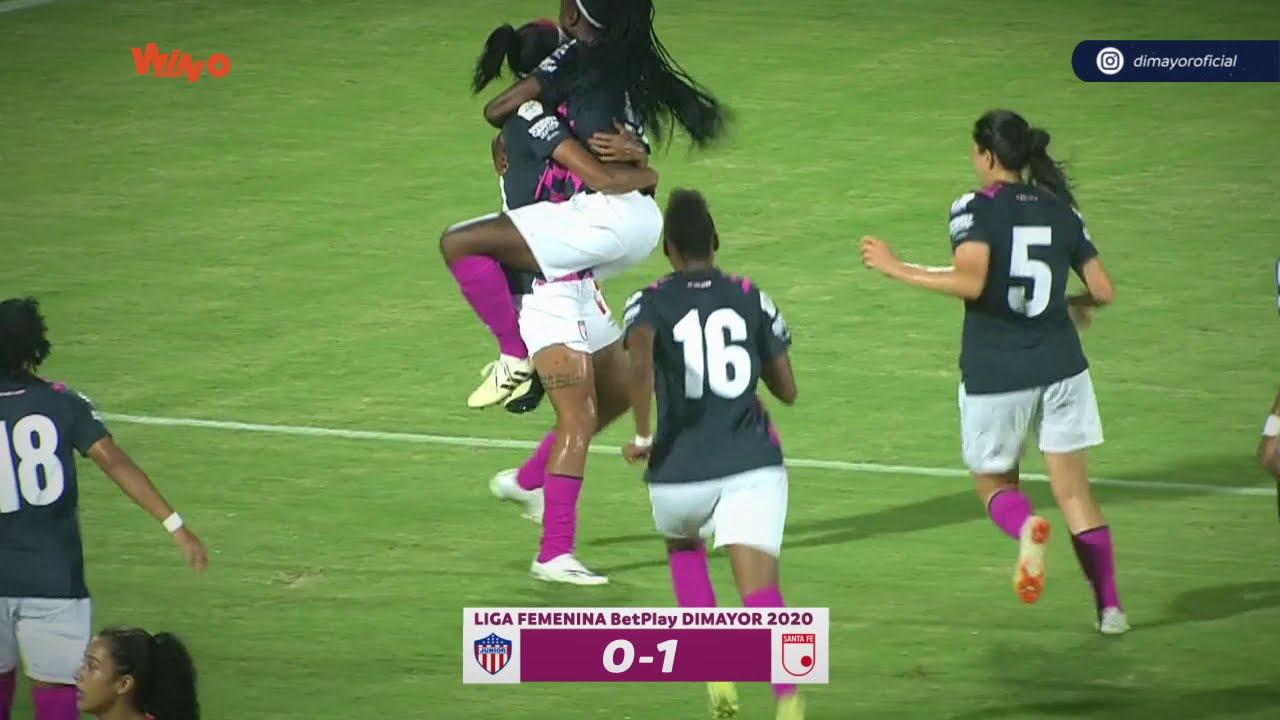 Show de goles Liga Femenina BetPlay Dimayor