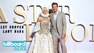 Bradley Cooper Launches at No. 28 on Hot 100 With 'Shallow' | Billboard News