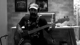 Anthrax - Monster at the end - Bass cover (HD) by Glauco Marcon