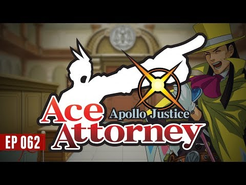 Apollo Justice: Ace Attorney (3DS) #62 ~ Turnabout Succession - MASON System (5/6)