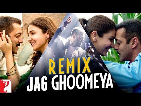 Remix: Jag Ghoomeya Song   Sultan   Salman Khan   Anushka Sharma   Aqeel Ali   Rahat Fateh Ali Khan