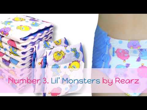 ABDL Diapers | Top 6 Cutest Adult Baby Diapers