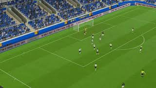 AIK 0-5 GAIS - Sealing European qualification