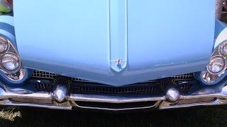 1958 Continental Mark III Convertible Blu VeroBeach032115