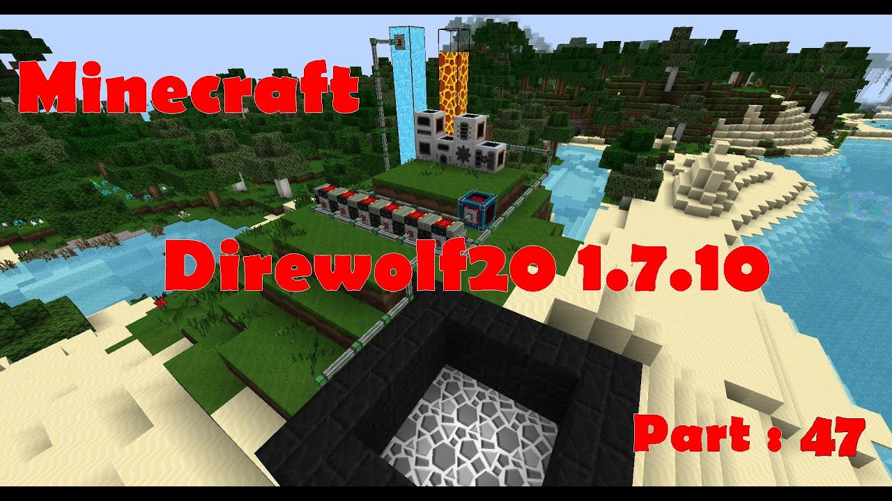 Ftb Mod Pack - Year of Clean Water