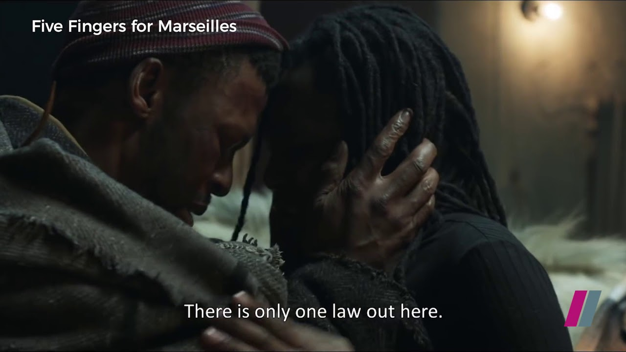 Download Five Fingers for Marseilles | Only on Showmax  | South African Western Movie