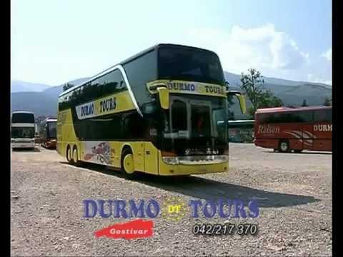 Durmo Tours - Linja Maqedoni-Gjermani Dhe Anasjelltas