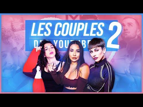 LA VÉRITÉ SUR LES COUPLES DES YOUTUBERS #2